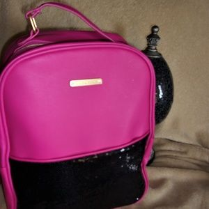 NEw Juicy Couture  mini womans back pack bag
